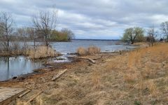 Muskegon Lake Receives Significant Makeover via Volunteer Partnership